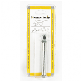 Haemmerlin Wheelbarrow Replacement Axle Pack 1