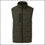 Castle Carlton Green Bodywarmer 1