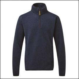 Castle Easton Blue Pullover 1