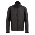 Castle Shotley Grey-Black Jacket 1