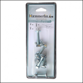 Haemmerlin Wheelbarrow Replacement Tray Fittings 1