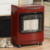 Lifestyle Mini Red Heatforce Gas Cabinet Heater 4.2kW 2