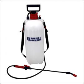 Spear & Jackson 8L Pump Action Pressure Sprayer 1