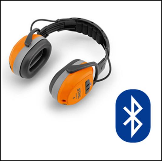 Stihl Dynamic Ear Defenders with Bluetooth 1