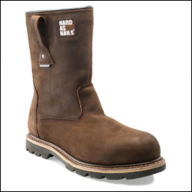 Buckler B601SMWP Chocolate Brown Safety Rigger Boot 1