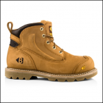 Buckler B650SM Wide Fit Safety Lace Boot