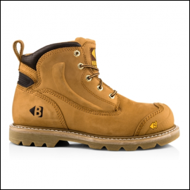 Buckler B650SM Wide Fit Safety Lace Boot 1