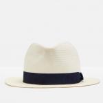 Joules Panama Cream Woven Hat 1