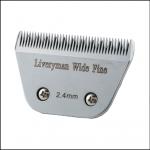 Liveryman 121464 WIDE FINE 2.4mm Blade Set