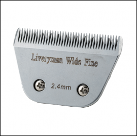 Liveryman 121464 WIDE FINE 2.4mm Blade Set
