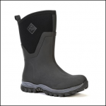 Muck Boot Ladies Artic Sport II Short Boots Black 1