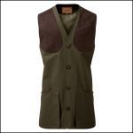 Schoffel All Season Shooting Vest Dark Olive 1