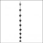 Ascalon Birdhouse Chain Garden Ornament 1