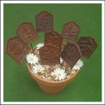 Ascalon Cast Iron Garden Herb Stakes (Set of 8)