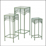 Ascalon Hampton Side Tables (Set of 3) Sage 1