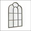 Ascalon Arch Garden Window Mirror 2