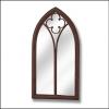 Ascalon Small Chapel Window Garden Mirror 1