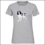 Barbour Bellflower Ladies Tee Shirt 1