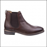 Cotswold Corsham Dark Brown Chelsea Boot 1