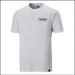 Dickies 22 Lucas Slim Fit T-Shirt White 1