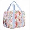 Joules Insulated Picnic Cool Bag White Floral 3