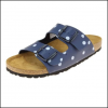 Joules Penley Dark Blue Spot Slider Sandals 2