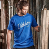 Dickies 22 Hanston Slim Fit T-Shirt Blue 2