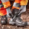 Dickies Trenton Pro Waterproof Black Safety Boot 2