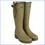 Le Chameau Men's Vierzon Jersey Lined Boots 1