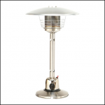 Lifestyle Sirocco Stainless Steel Tabletop Patio Heater 4kW 1