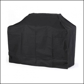 Lifestyle St Lucia Deluxe BBQ Cover 1