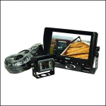 Sparex Wired Reversing Camera System with 7 inch LCD Monitor & 1 Camera
