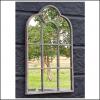 Ascalon Arch Garden Window Mirror 3