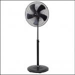 Draper 09408 Black Industrial Floor Standing Fan (510mm)