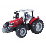 Britains 6613 Massey Ferguson Tractor 1.16 Scale 1