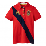 Joules Claredon Chilli Pepper Polo Shirt