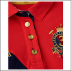 Joules Claredon Chilli Pepper Polo Shirt 3
