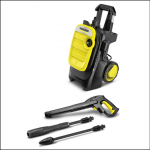 Karcher K5 Compact High Pressure Washer 1