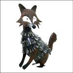 Rolson Fox Garden Ornament 1