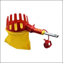 Wolf Garten Multi-Change Adjustable Fruit Picker Head 1