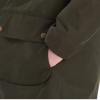 Barbour Collingwood Ladies Waterproof Jacket Olive 4