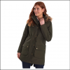 Barbour Collingwood Ladies Waterproof Jacket Olive 5