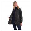 Barbour Icons Ladies Beaufort Wax Jacket Sage 3