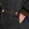 Barbour Icons Ladies Beaufort Wax Jacket Sage 5