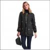 Barbour Icons Ladies Beaufort Wax Jacket Sage 7