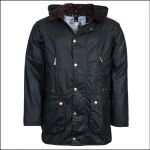 Barbour Icons Men's Beaufort Wax Jacket Sage 1