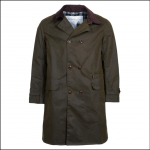 Barbour Icons Men's Haydon Wax Jacket Olive 1