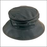 Barbour Ladies Fleece Lined Wax Sports Hat Olive