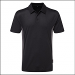 Castle Tuffstuff Elite Polo Shirt Black