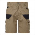 Castle Tuffstuff Elite Work Shorts Sand